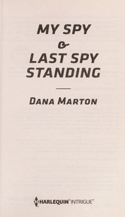 Cover of: My spy | Dana Marton