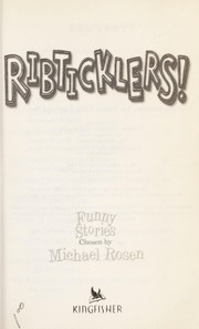 Cover of: Ribticklers