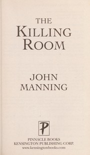 Cover of: The killing room