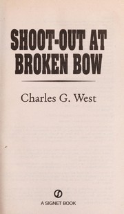 Cover of: Shoot-out at Broken Bow