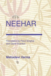 Cover of: Neehar by