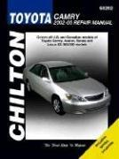 Cover of: Toyota Camry--2002 through 2005 | John Harold Haynes