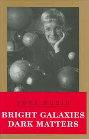 Cover of: Bright galaxies, dark matters