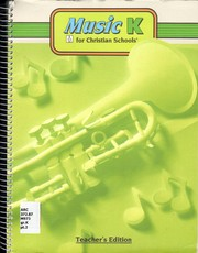 Cover of: Music K for Christian Schools |