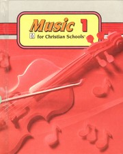 Cover of: Music 1 for Christian Schools |