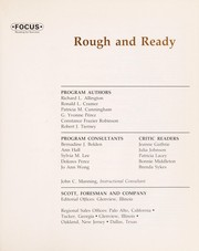 Cover of: Rough and Ready |