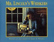 Cover of: Mr. Lincoln's Whiskers