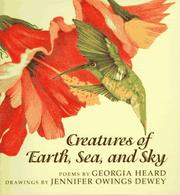 Cover of: Creatures of Earth, Sea, and Sky