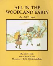 All in the woodland early by Jane Yolen