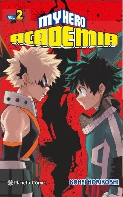 My hero academia books free