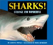 Cover of: Sharks!: strange and wonderful