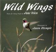 Cover of: Wild wings: poems for young people