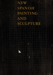 Cover of: New Spanish painting and sculpture