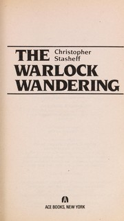 Cover of: The warlock wandering
