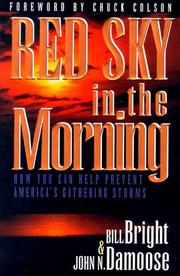 Cover of: Red sky in the morning