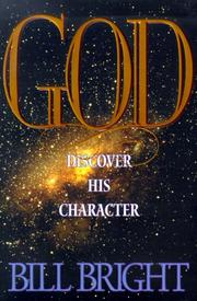 Cover of: God | Bill Bright