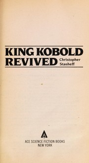 Cover of: King Kobold revived