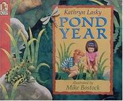 Cover of: Pond year