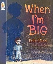 Cover of: When I'm big
