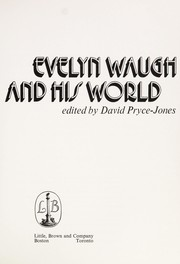 Cover of: Evelyn Waugh and his world