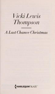 Cover of: A Last Chance Christmas