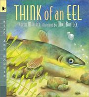 Cover of: Think of an Eel (Read & Wonder)
