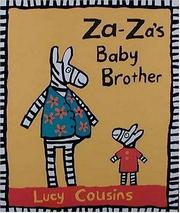 Cover of: Za-Za's Baby Brother
