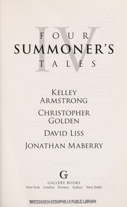 Cover of: Four summoner's tales