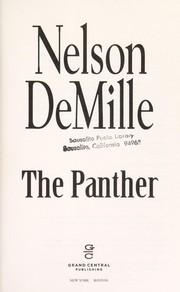 Cover of: The panther