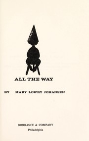 Cover of: All the way