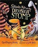 Cover of: Saturday night at the dinosaur stomp | Carol Diggory Shields