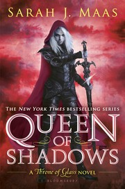 Cover of: Queen of Shadows