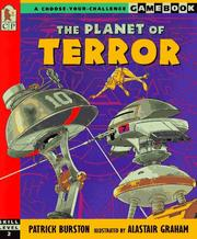 The planet of terror by Patrick Burston