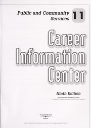 Cover of: Career information center. |