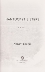 Cover of: Nantucket sisters