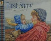 Cover of: First Snow