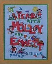 Cover of: A year with Molly and Emmett | Marylin Hafner