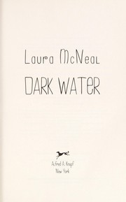 Cover of: Dark water