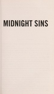 Cover of: Midnight sins