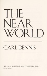 Cover of: The near world
