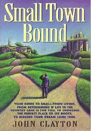 Cover of: Small town bound