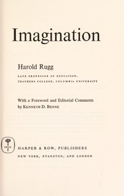 Cover of: Imagination