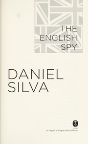 Cover of: The English spy