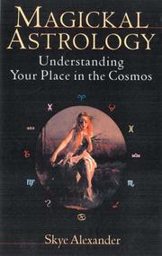 Cover of: Magickal Astrology