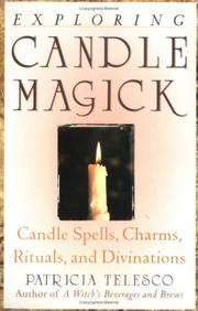 Cover of: Exploring Candle Magick