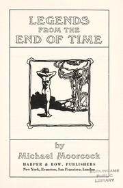 Cover of: Legends from the end of time