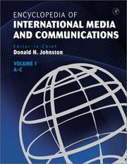 Encyclopedia of International Media and Communications, Four-Volume Set
