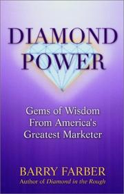 Cover of: Diamond Power | Barry J. Farber