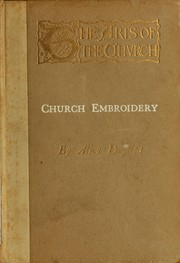 Cover of: Church embroidery