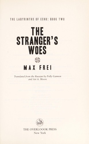 The stranger's woes by Maksim Fraĭ